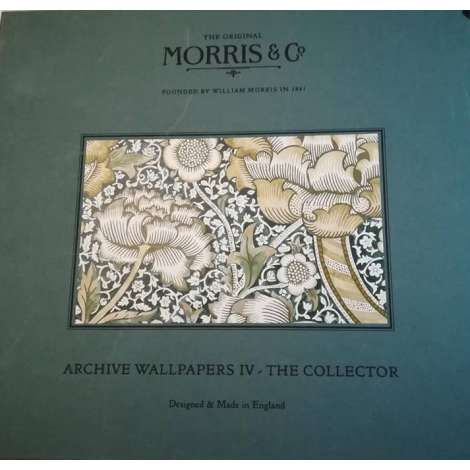 Morris & Co. Archive Wallpapers IV. - The Collector