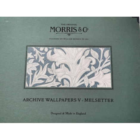 Morris & Co - Archive Wallpapers V. - Melsetter